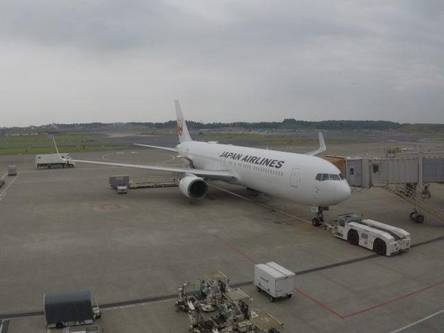 boeing 767, Japan airlines, business class, tokyo-narita