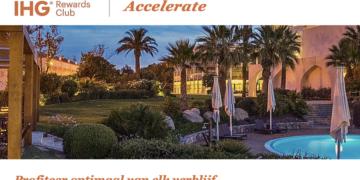 IHG Accelerate - zomer 2019