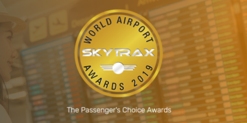 Skytrax Best Airport 2019