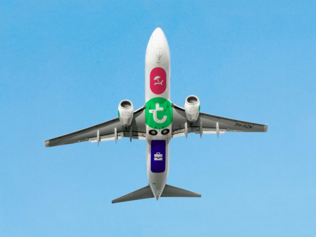 KLM ziet groei krimpen