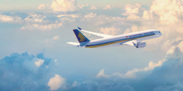 Welke Fifth Freedom Flights vliegt Singapore Airlines?