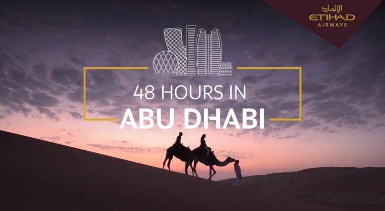 Etihad biedt gratis overnachtingen aan in Abu Dhabi