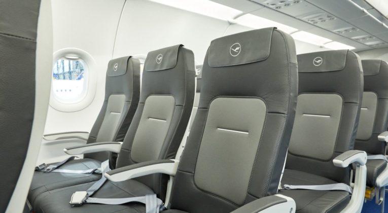 Lufthansa verbetert cabine op short- en medium-haul toestellen