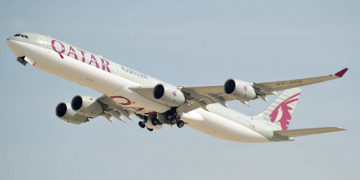 Qatar Airways A340-600