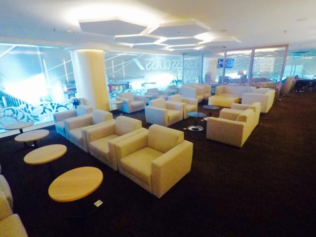 royal brunei airlines, sky lounge