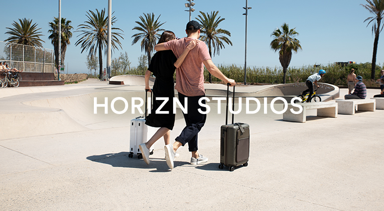 Horizn Studios bagage & Horizn GO features en voordelen