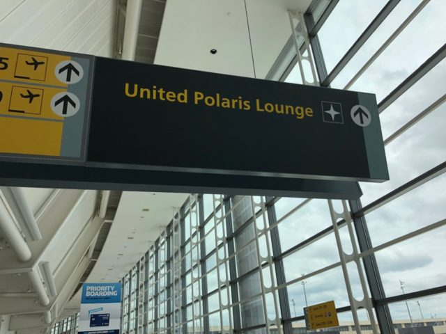 polaris, united airlines, lounge
