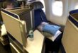 united airlines, polaris, business class, boeing 767