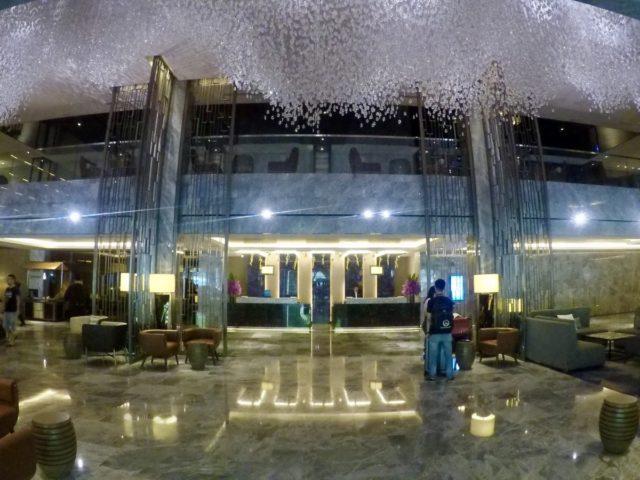 lobby, hilton, kota Kinabalu