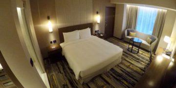 hilton, kota Kinabalu, review