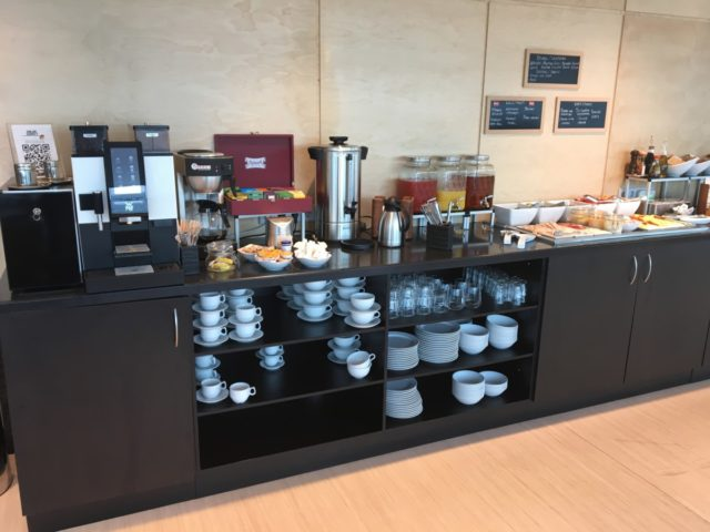 Review: Primeclass Business Lounge Riga Airport