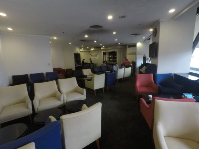 meascor, lounge, manila, royal brunei, airlines
