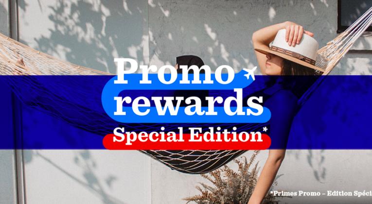 Promo Rewards Special Edition