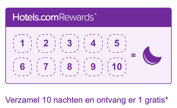 Hotels.com - Rewards
