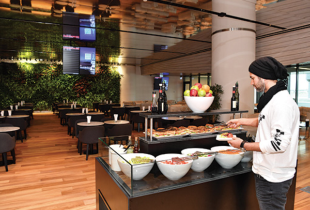 Turkish airlines, lounge, domestic