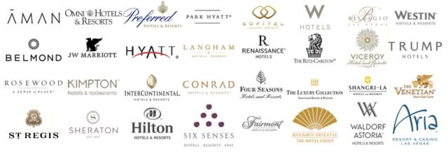 Club 1 Hotels biedt een ruim portfolio van luxe hotels (Bron: Club 1 Hotels)