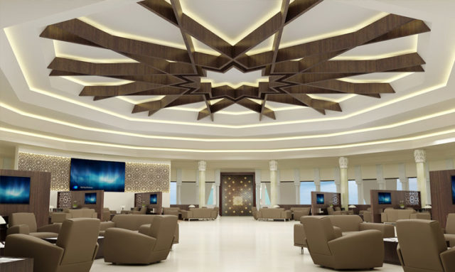 VIP Terminal Abu Dhabi ©PearlAssist
