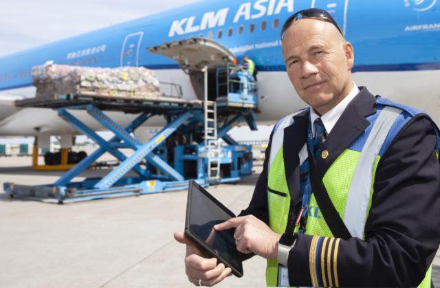Investeringen in de nieuwste technieken zullen waarschijnlijk tijdelijk stilgelegd moeten worden (Bron foto: KLM)