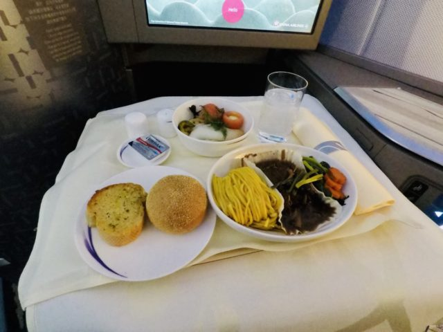 china airlines, business class, a350