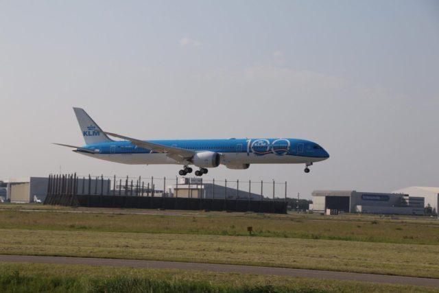 KLM Boeing 787-10 Dreamliner