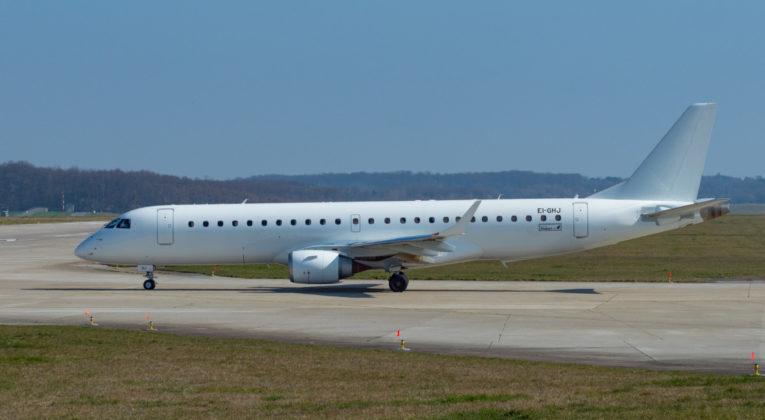 Stobart Air Embraer 190 E190 door Markus Eigenheer