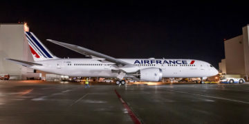 Air France doet plastic in de ban