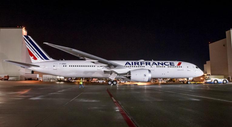 Air France doet plastic in de ban