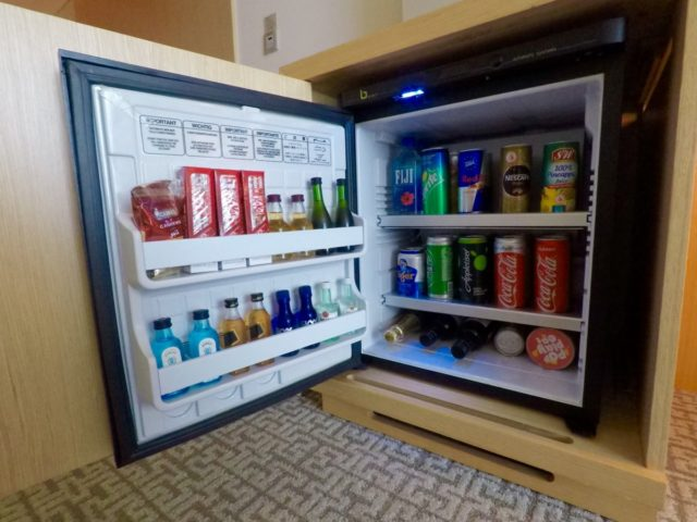 minibar, marina bay sands