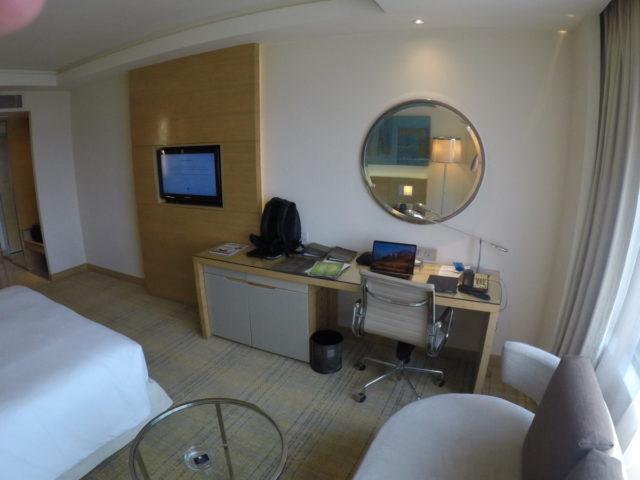 king executive room, doubletree by hilton, Kuala Lumpur