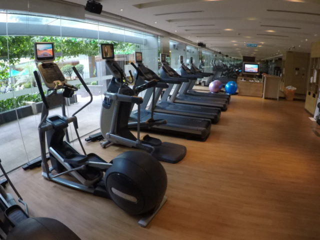 fitnessruimte, doubletree by hilton, Kuala Lumpur