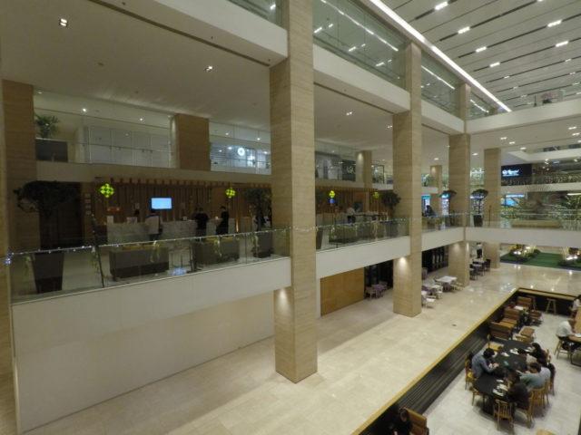 lobby, doubletree by hilton, Kuala Lumpur