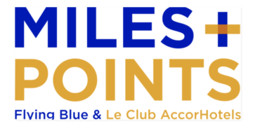 Spaar Flying Blue Miles en XP bij AccorHotels met Miles+Points