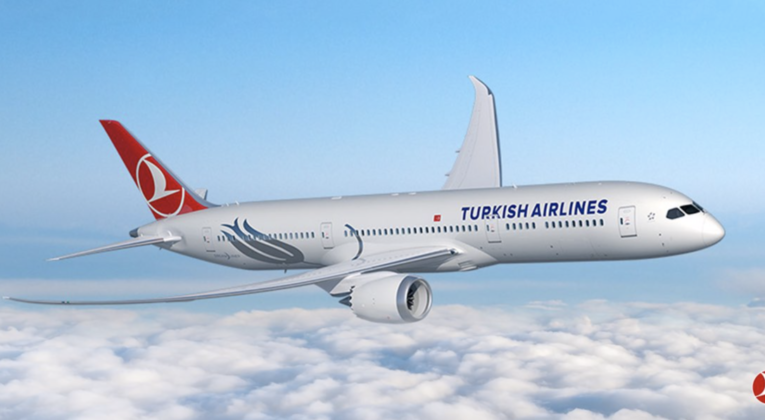 Turkish Airlines (TK) Boeing 787-900