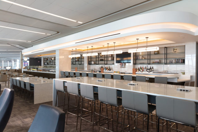 United Airlines opent nieuwe Club lounge in nieuwe terminal LaGuardia