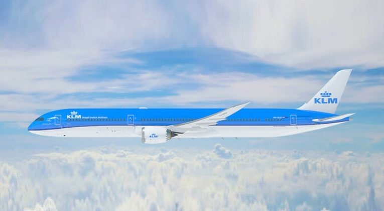 KLM 787-10
