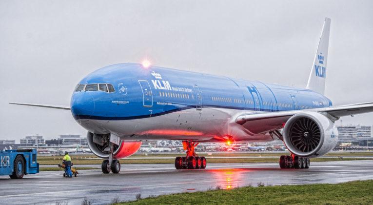Luchtruim Iran gemeden door KLM en andere airlines