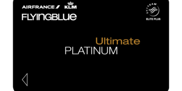 Flying Blue Platinum ultimate