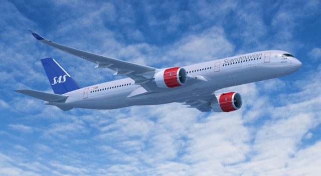 SAS, A350