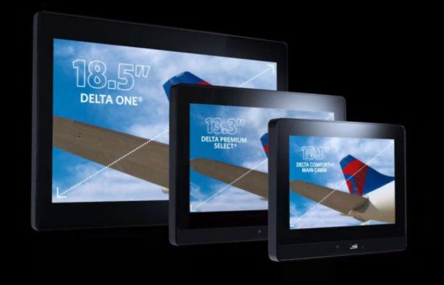 Delta's A330-900neo voorzien van nieuwste Inflight Entertainment Syteem
