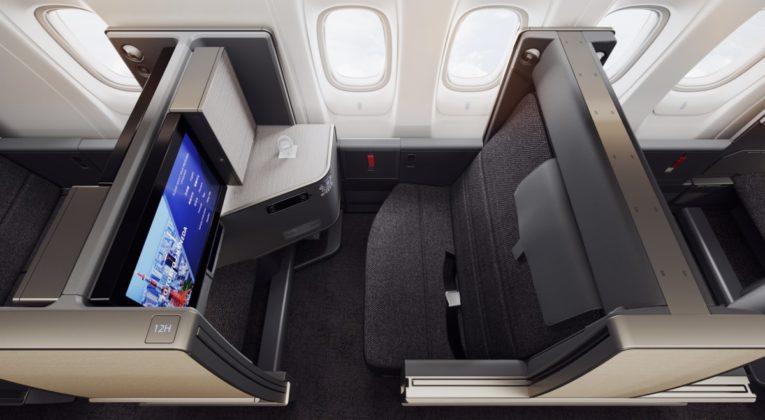 ANA vernieuwt cabine op 777 - Van First- tot Economy Class