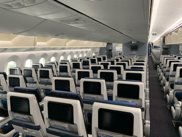 Zo ziet de KLM Corona maaltijdservice eruit