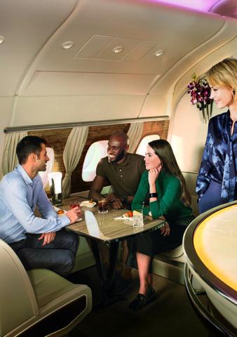 Verdien Skywards Miles met je uitgaven bij geselecteerde outlets (Bron: Emirates Skywards)