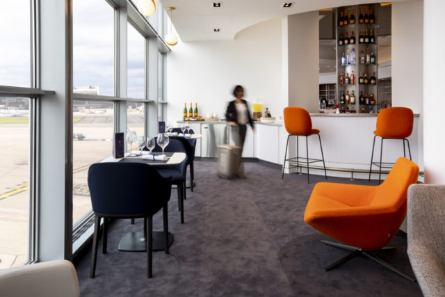 Air France opent vernieuwde Air France Lounge op Washington Airport