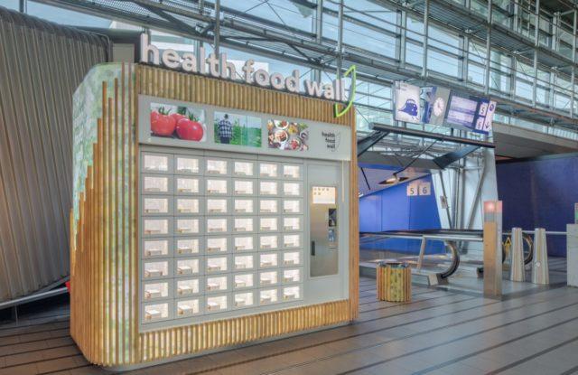 Start je reis met een gezonde snack op Schiphol