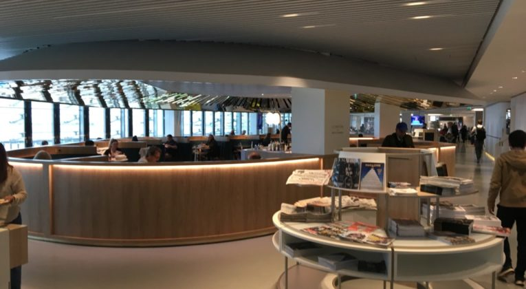 Review: Air France Lounge Paris CDG Terminal 2E Hall L