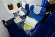 china southern, boeing 737, review, business class