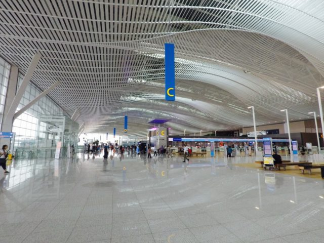 Incheon, terminal 2