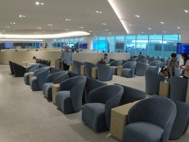KAL, prestige lounge