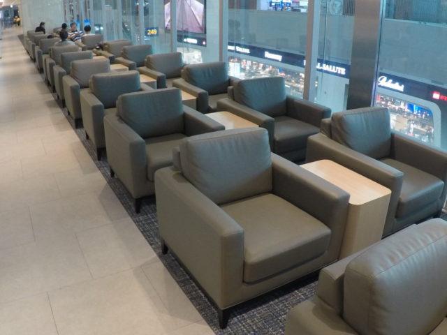 KAL, lounge, Incheon