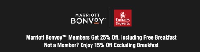 Vlieg met Emirates en krijg grootse kortingen op je overnachting
